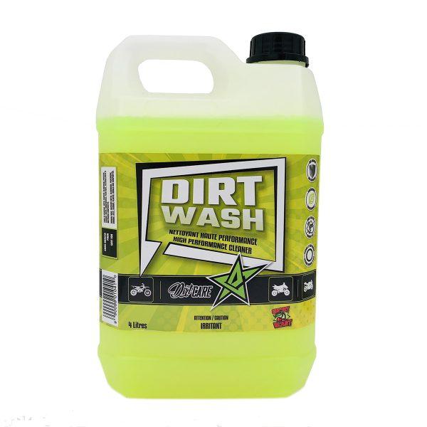 DIRT-CARE DIRT WASH 4L