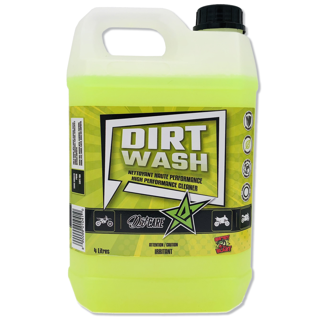 DIRT WASH 4L